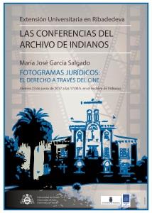 Cartel Archivo Indianos - María José García Salgado-1