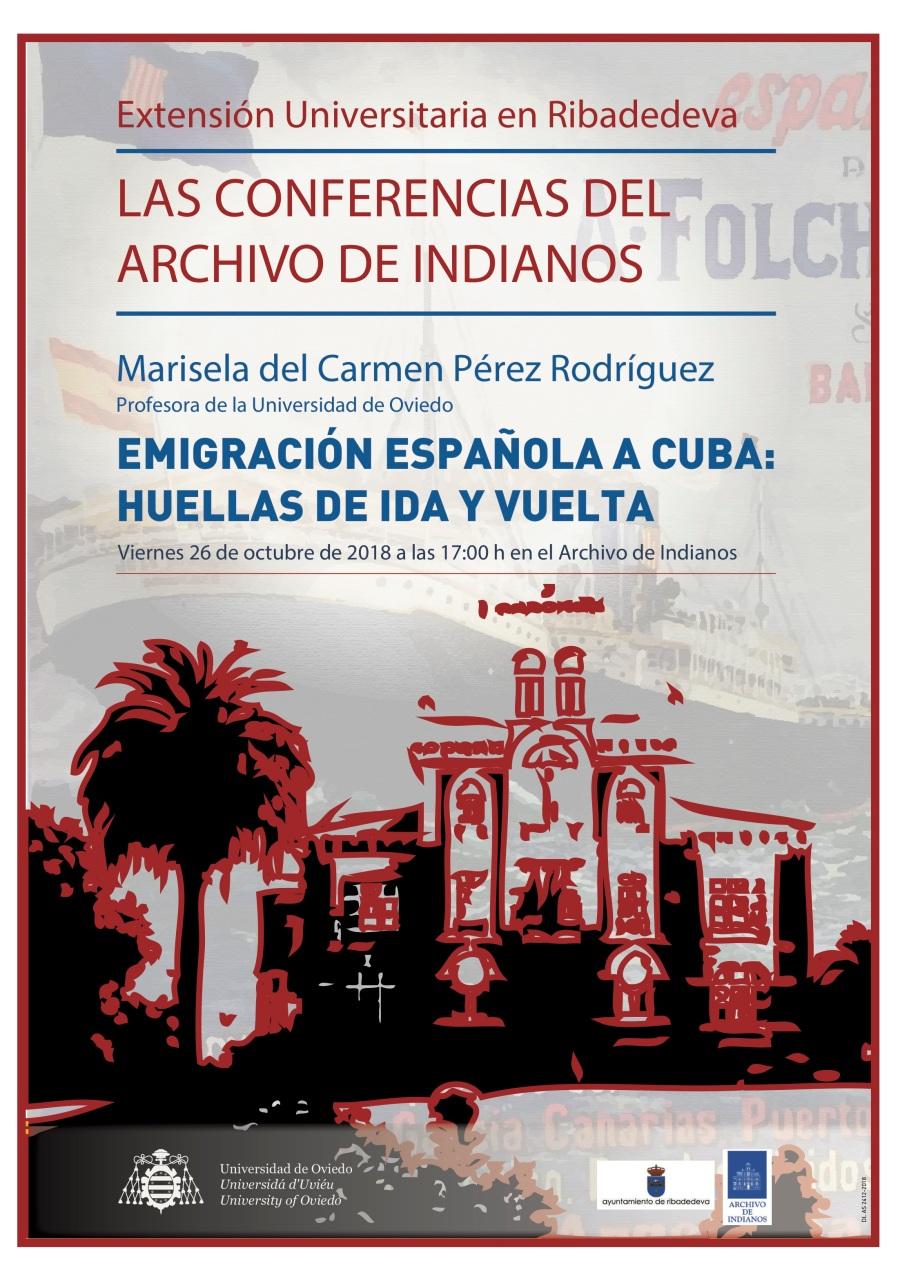 Cartel Archivo Indianos - Marisela del Carmen Pérez-compressed