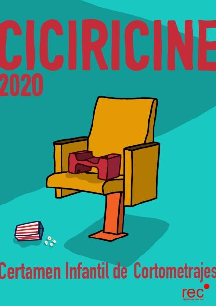 Cartel CICIRICINE 2020