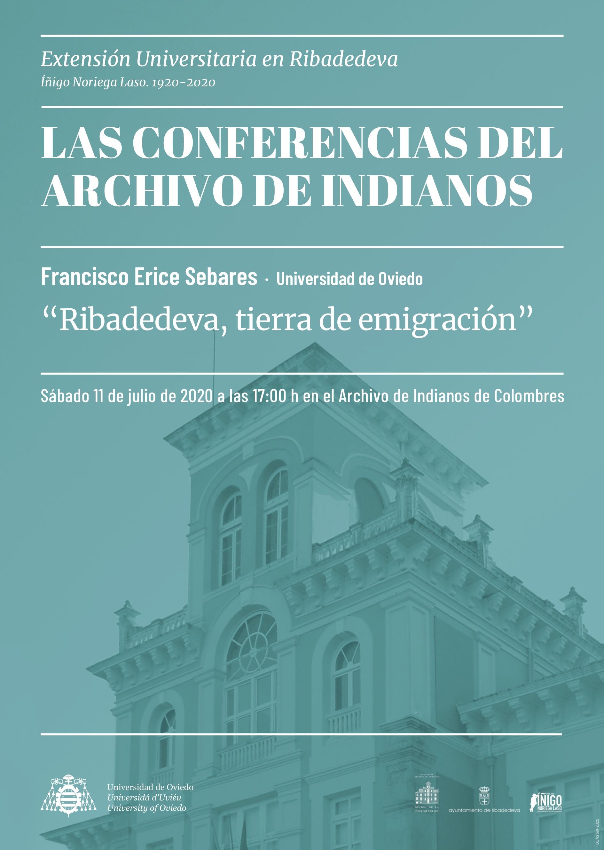 Francisco Erice.Cartel_Archivo_Indianos_07-2020_DIFUSIÓN